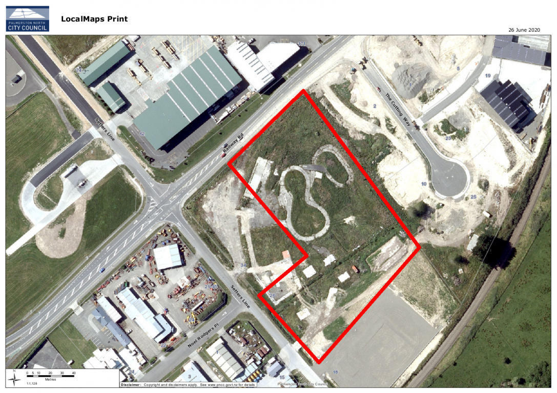 1.77ha Development Site, Setters Line, Palmerston North