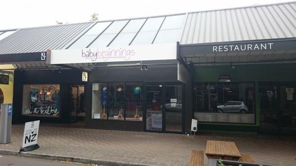George Street Retail, 66 George Street, Palmerston North