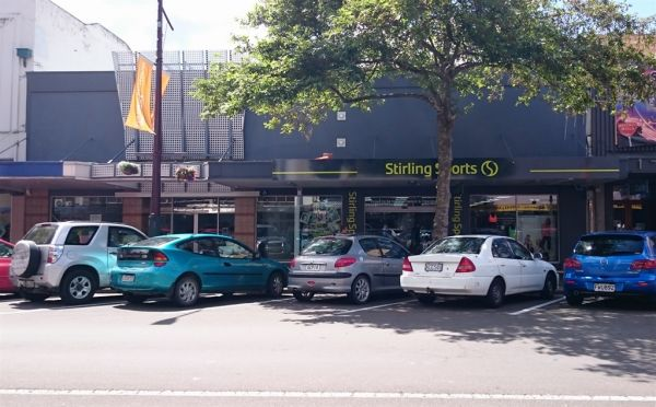 Broadway Retail, 33 Broadway Avenue, Palmerston North