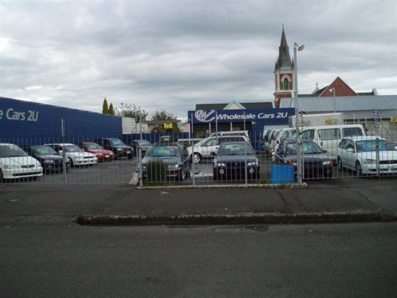 Prominent Retail Yard, 657 Main Street, Palmerston North