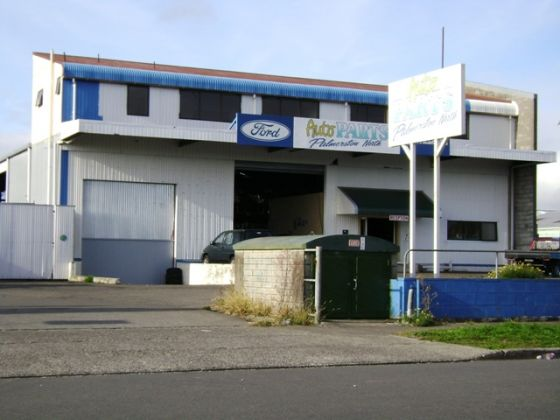 1,700m2 Warehouse Space, 41 Keith Street, Palmerston North