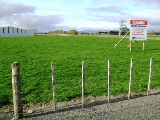 14.1ha Bare Industrial Land, Works Road, Longburn, Palmerston North
