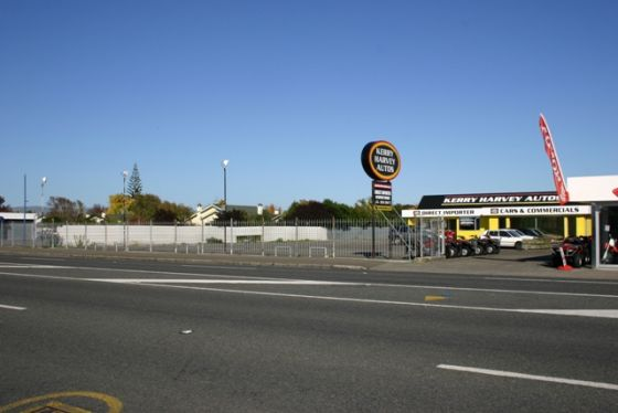 1,830m2 Vehicle Sales Yard, 377 Rangitikei Street, Palmerston North