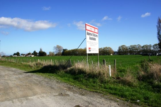 3.5ha Industrial Land, Turners Road, Feilding