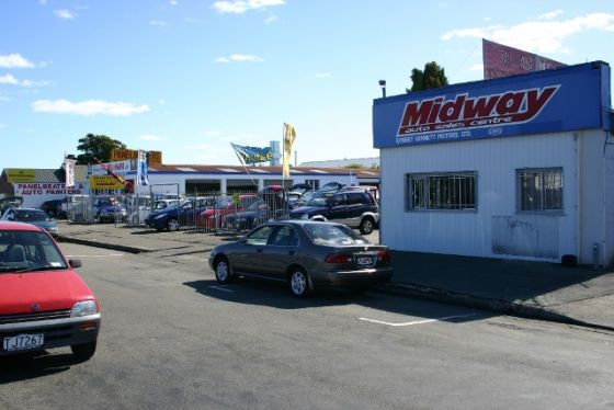 Display/Sales Yard, 667 Main Street, Palmerston North